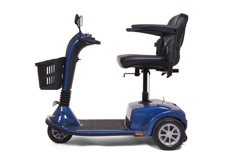 Power Mobility Scooter   Companion GC340   Golden