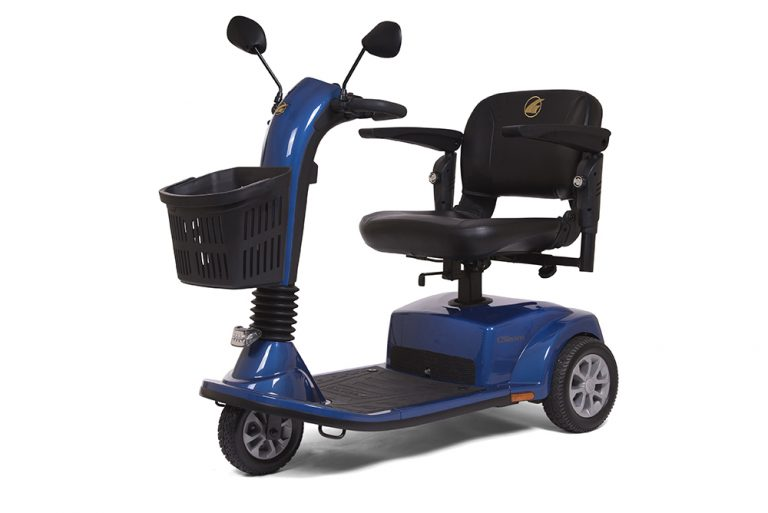 Power Mobility Scooter | Companion GC340 | Golden