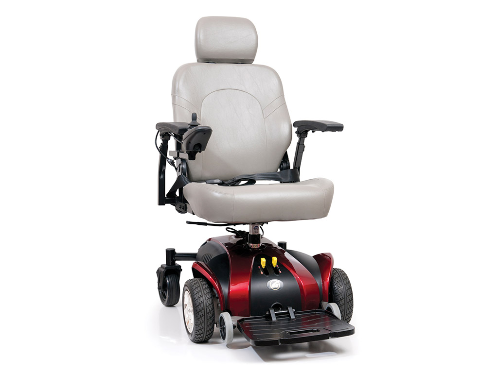 Compact Consumer Power Chairs Golden Technologies