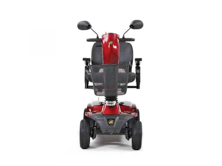 Companion 4 Wheel Scooters   Golden
