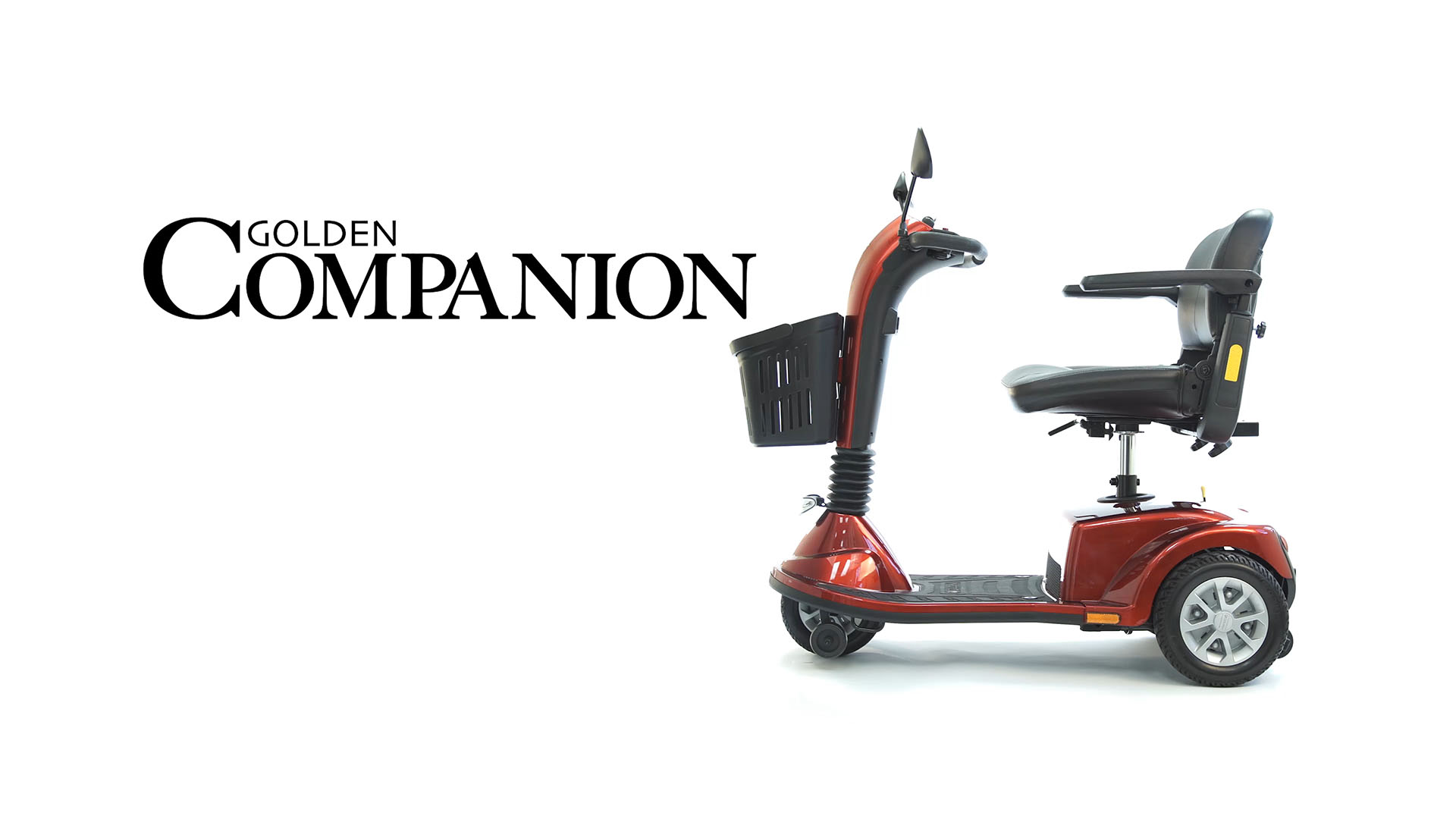 Golden Companion Scooter Manual