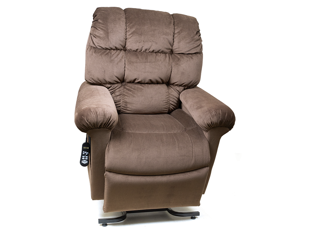 Cloud Medium Large Power Lift Recliner