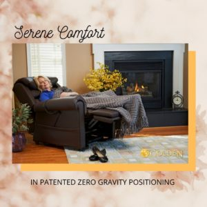Zero Gravity Power Recliner