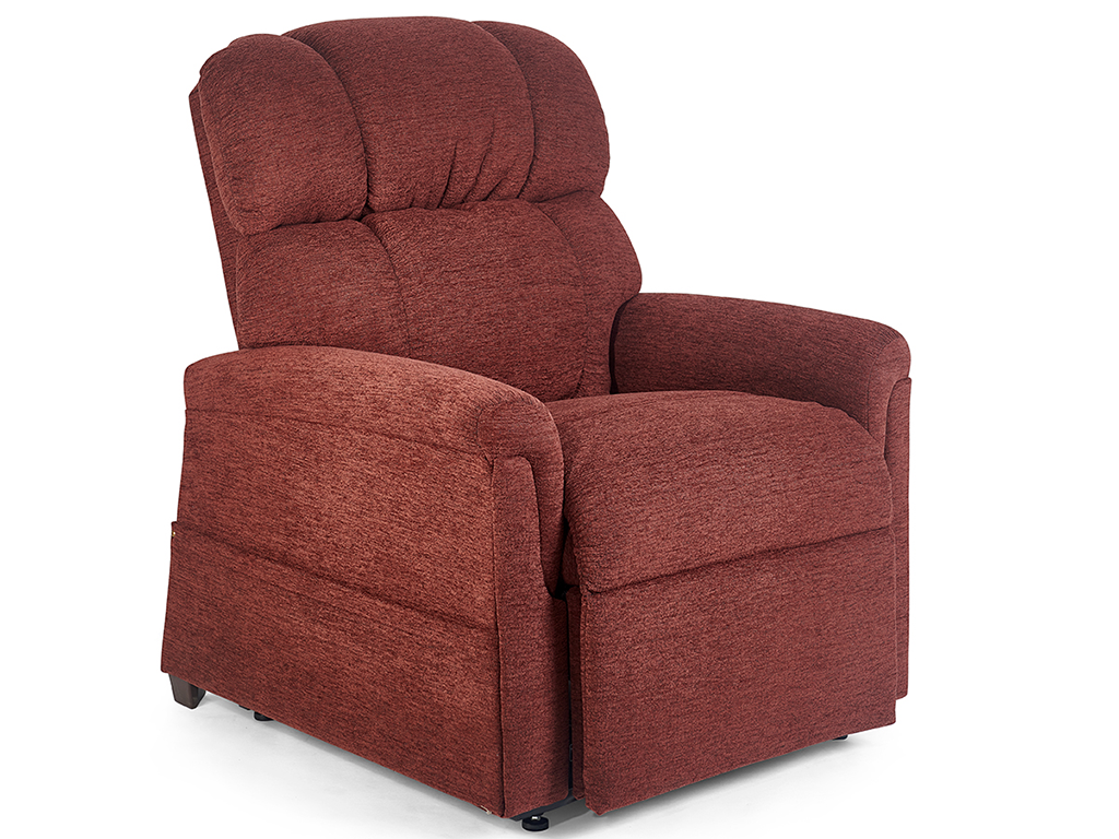 Comforter Small Wide Power Lift Recliner